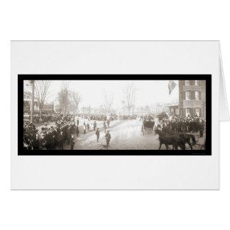 Dartmouth Hanover Inn Photo 1904 Card
