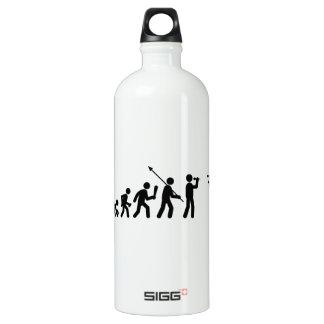Darts Aluminum Water Bottle