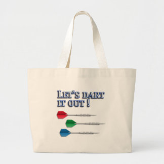 Darts Canvas Bag