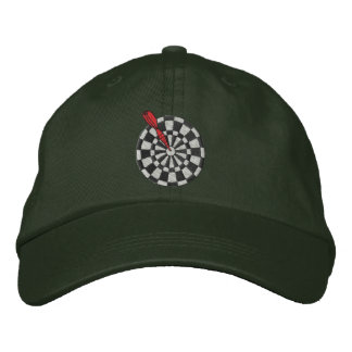 Darts Embroidered Baseball Cap