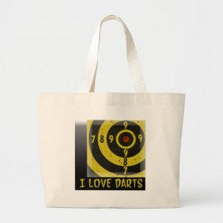 Darts iGuide Tote Bags