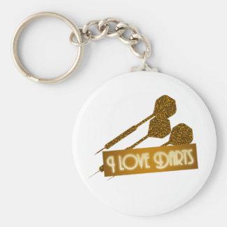 Darts iGuide Grand Slam Keychain