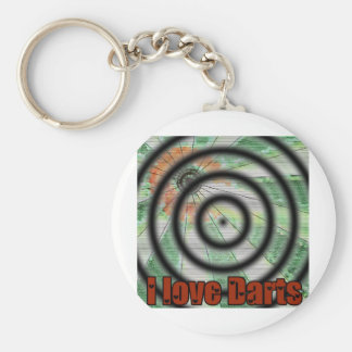 Darts iGuide Hummer Spot Key Chains
