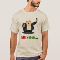 Darts Mad Sid T-Shirt