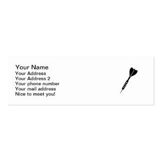 Darts Mini Business Card