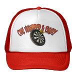 Darts One Hundred and Eighty Hat