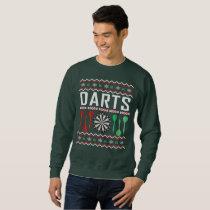 Darts Ugly Christmas Sweater
