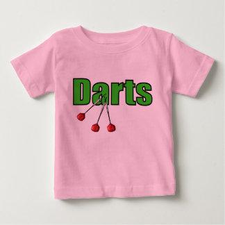 Darts with 3 Darts Baby T-Shirt