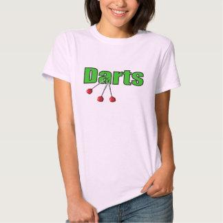 Darts with 3 Darts T Shirt