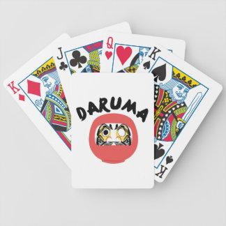 Daruma Baraja Cartas De Poker