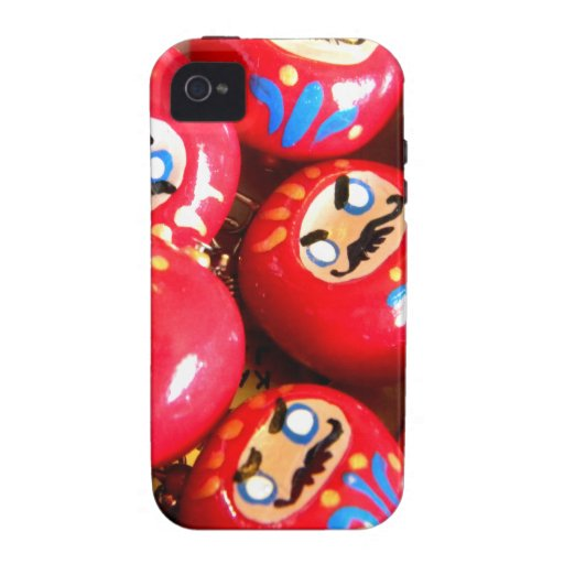 Daruma Carcasa Case-Mate Para iPhone 4