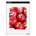 Daruma Decal For iPad 2