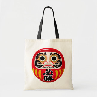 Daruma Doll Tote Bag