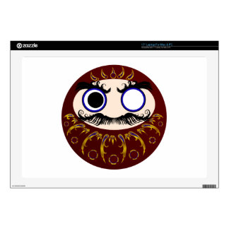 Daruma II Laptop Decals