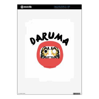 Daruma iPad 2 Skin