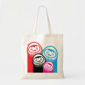 Daruma Tote Bag