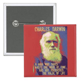 Darwin 1 pin cuadrado