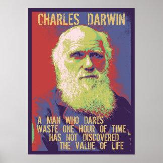 Darwin 1 póster