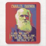 Darwin 1 tapete de raton