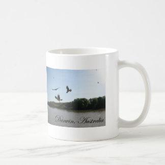 Darwin, Australia Classic White Coffee Mug