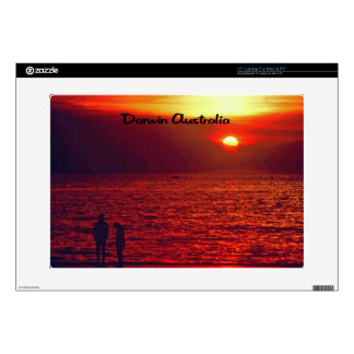 Darwin Beach Australia Skin For Laptop