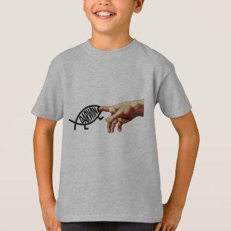 Darwin Biting God's Finger T-Shirt