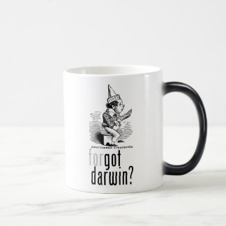 ¿Darwin conseguido? taza