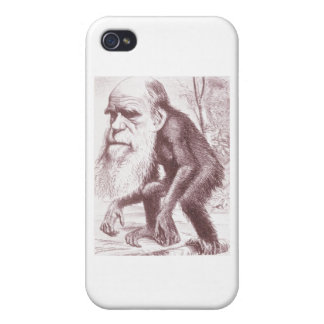 Darwin Covers For iPhone 4