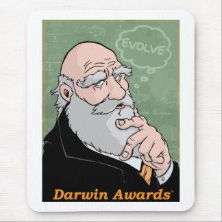 Darwin: Desarrolle Mousepad