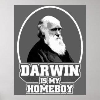 Darwin es mi Homeboy Impresiones
