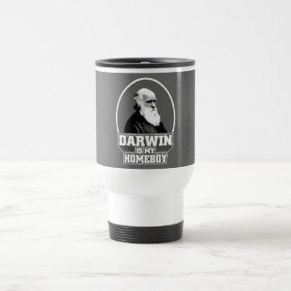 Darwin es mi Homeboy Taza De Café