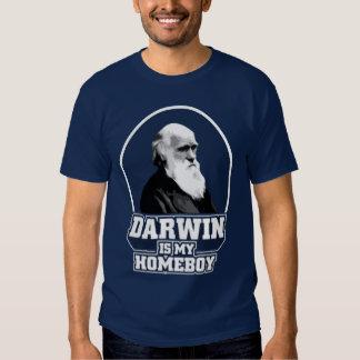 Darwin es mi Homeboy Playera