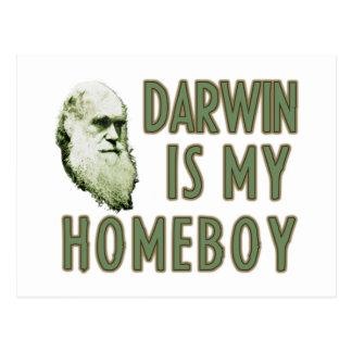 Darwin es mi homeboy postal