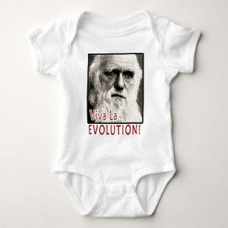 ¡Darwin - evolución del La de Viva! Remera