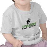 Darwin evolution t shirts