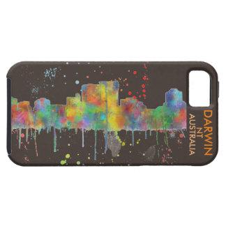 DARWIN, HORIZONTE de NT - caso del iPhone 5 iPhone 5 Carcasas
