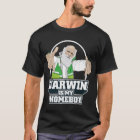 Darwin Is My Homeboy (Full Color) T-Shirt