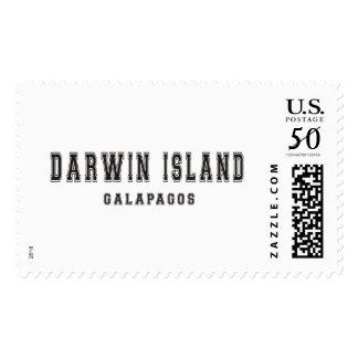 Darwin Island Galapagos Postage