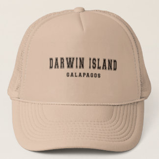 Darwin Island Galapagos Trucker Hat