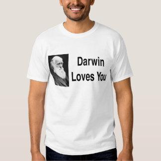 Darwin le ama 2 playeras