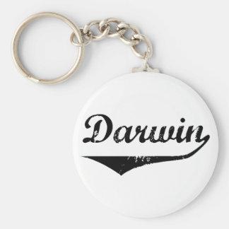 Darwin Llavero Redondo Tipo Pin