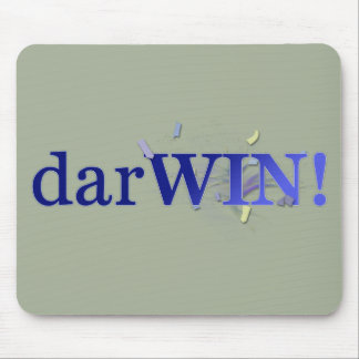 darWIN! Mouse Pad