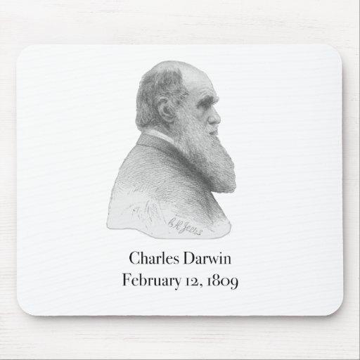 Darwin Mouse Pad