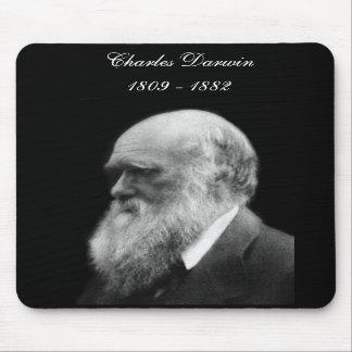 Darwin Portrait Mousepad