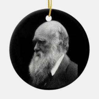 Darwin Portrait Ornament