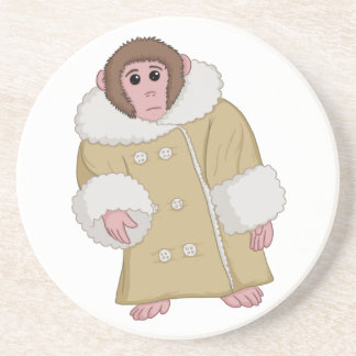 Darwin que Ikea Monkey Posavasos Para Bebidas
