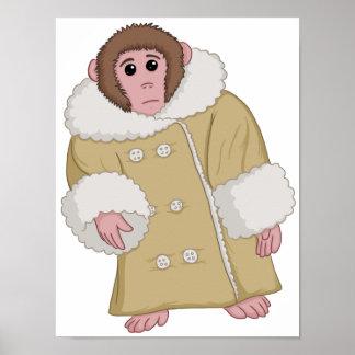 Darwin que Ikea Monkey Póster