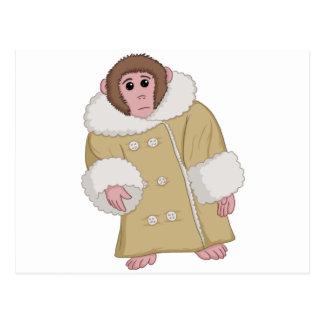 Darwin que Ikea Monkey Tarjetas Postales
