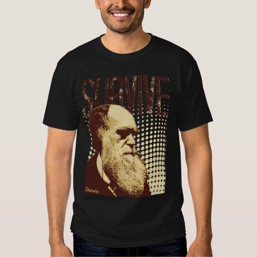 Darwin -- Sobreviva Poleras