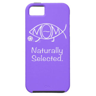 Darwin Soccer Mom (white letters) iPhone SE/5/5s Case